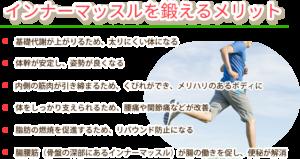 京都市 中京区 四条大宮 藤枝整骨院 インナーマッスル 鍛えるメリット