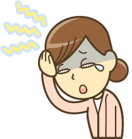 京都市 中京区 四条大宮 藤枝整骨院 肩コリ と 頭痛
